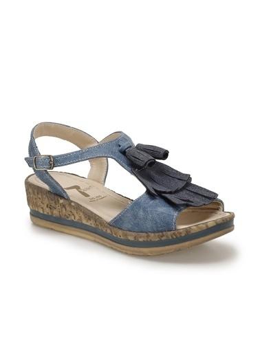 Seven Sandalet Lacivert